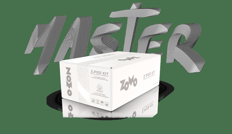 Caixa Master Zomo Zpod