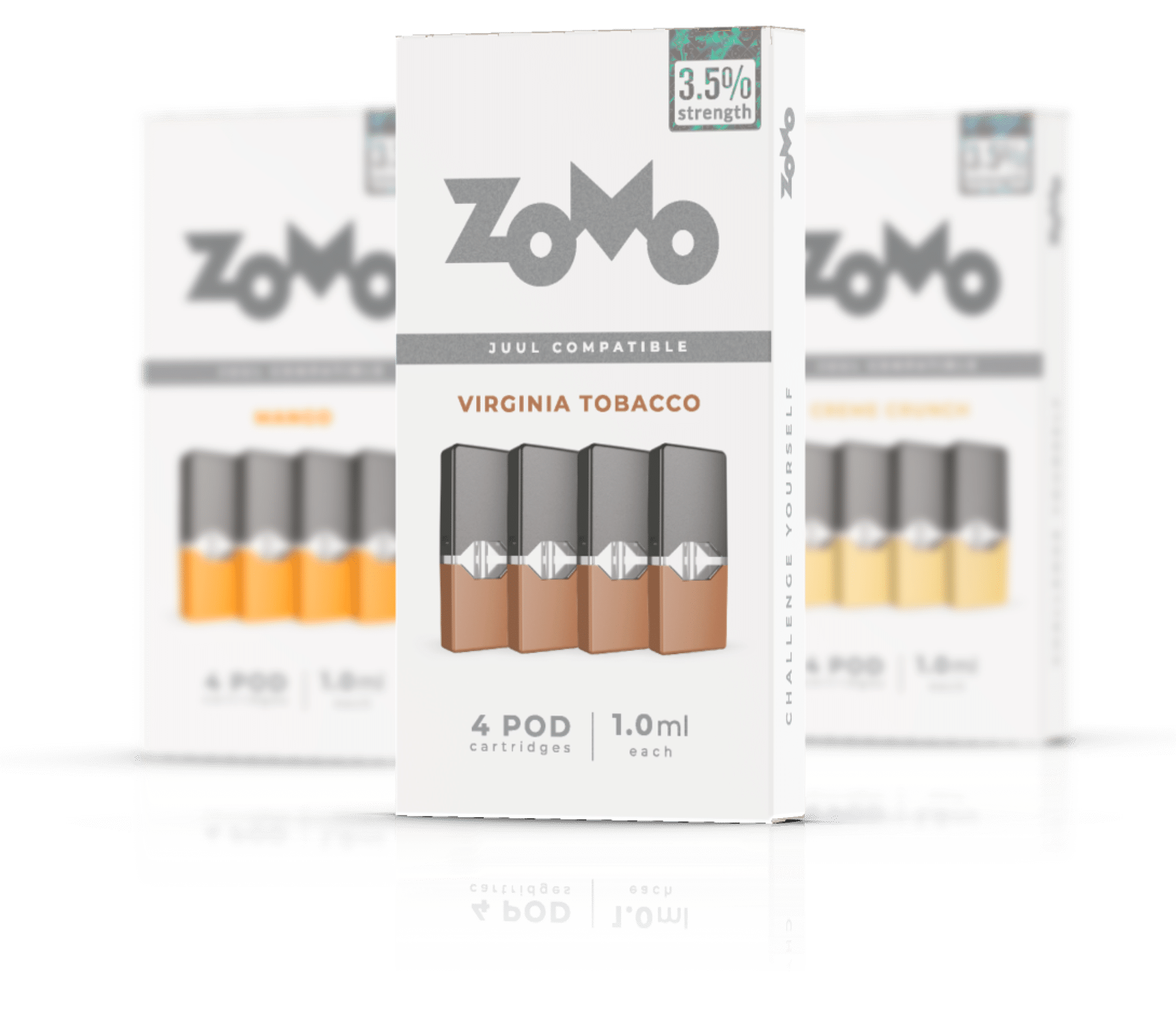 Virginia Tobacco imagem da embalagem deste produto